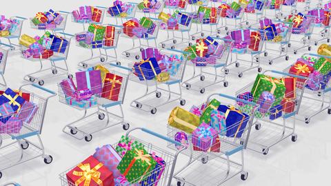 Gift Present Line Bp HD Animation