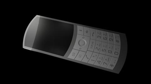 Mobile Phone M3b B Stock Video Footage