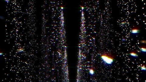 Glitter 5 Ae HD Stock Video Footage