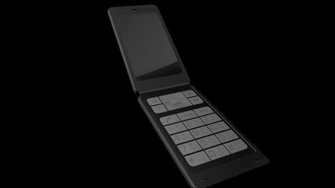 Mobile Phone M1b A Animation