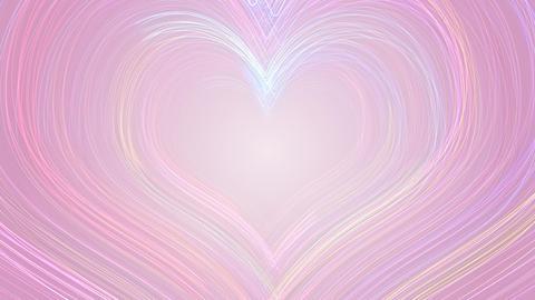 Line Heart LH Tun Aa HD Stock Video Footage