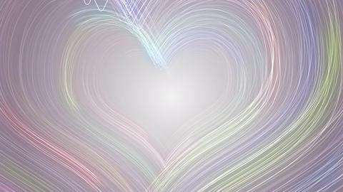 Line Heart LH Tun Ca HD Stock Video Footage