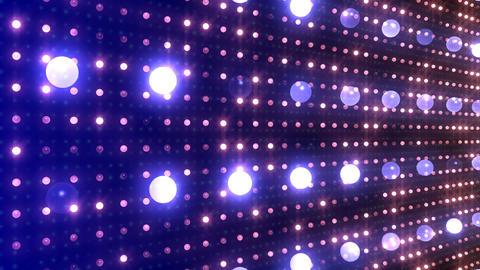 LED DenQ MlC Stock Video Footage