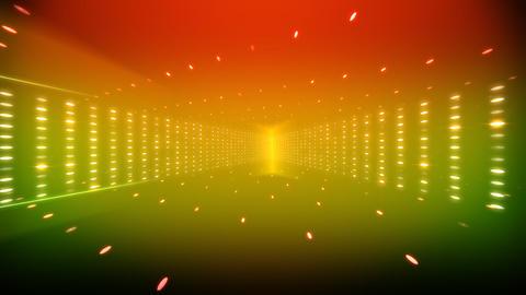 LED DenQ SBa Stock Video Footage