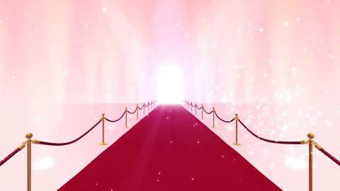 Red Carpet PfL HD stock footage