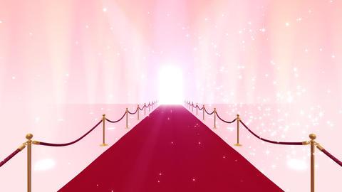 Red Carpet PfL HD CG動画素材