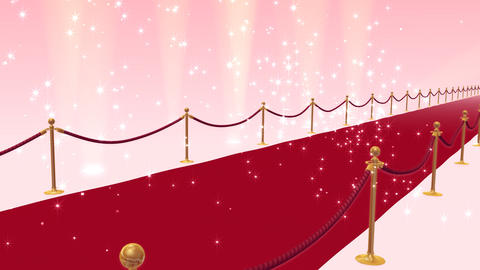 Red Carpet PfS HD Animation