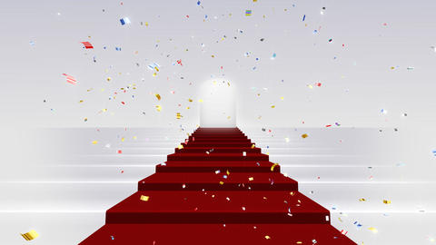 Red Carpet WkF HD stock footage