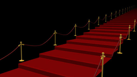 Red Carpet S CkS Animation