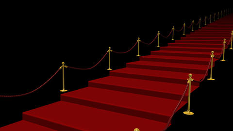 Red Carpet S CkS Stock Video Footage