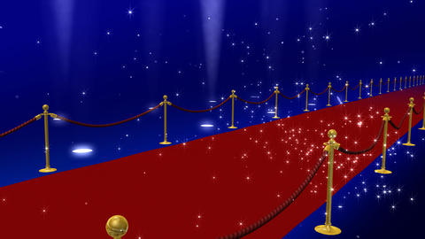 Red Carpet AfS stock footage