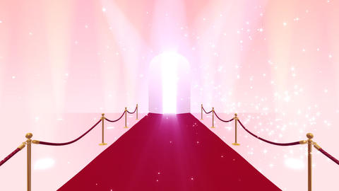 Red Carpet PfF Stock Video Footage
