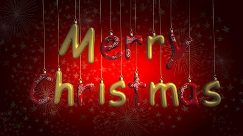 merry christmas 03 Animation