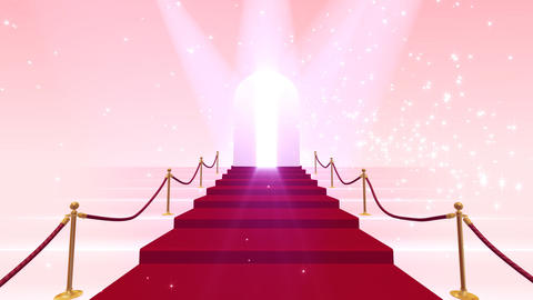 Red Carpet PkF HD Animation