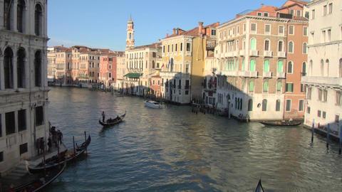 Canal Grande Rialto 01 Footage