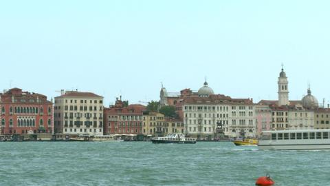 San Marco lagoon 03 Footage