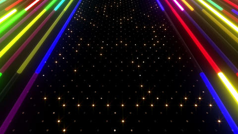 Neon tube W Mbf S S 2 HD 動画素材, ムービー映像素材