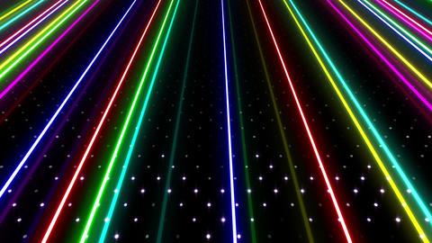 Neon tube W Msf F L 2 HD CG動画