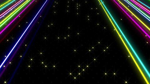 Neon tube W Msf S L 2 HD CG動画