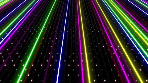 Neon tube W Msm F L 2 HD CG動画