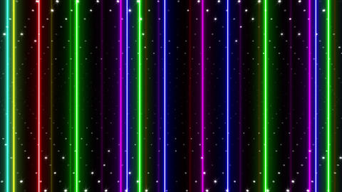 Neon tube W Tsf F L 2 HD Animation