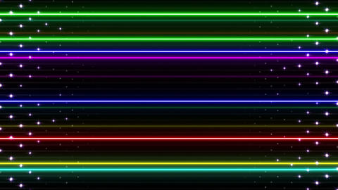Neon tube W Ysf F L 2 HD Animation