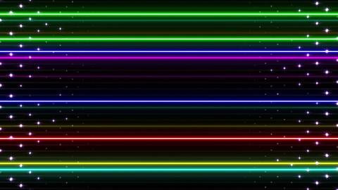 Neon tube W Ysf F L 2 HD 動画素材, ムービー映像素材