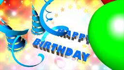 Happy Birthday 2014 Animation