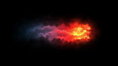 Fire background Animation