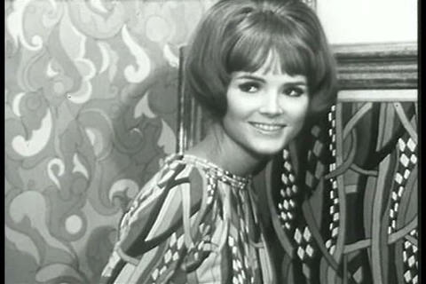 Women of the 1960s wear fashion which looks exactl Live Action