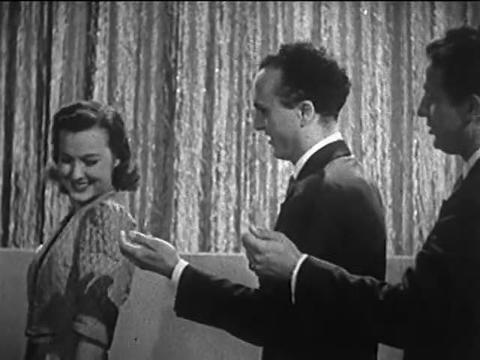 1945 jazz soundie Sweet Sue Footage