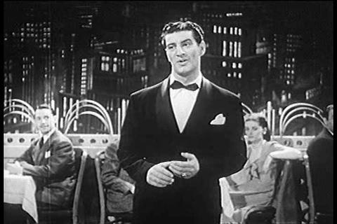 1941 jazz soundie Stardust Live Action