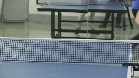 Ping Pong Footage