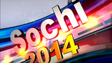 Sochi 2014 stock footage