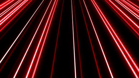 Neon tube W Msf F L 4 HD CG動画