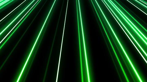 Neon tube W Msm F L 4 HD CG動画