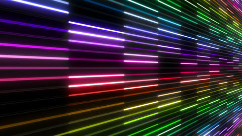 Neon tube W Nsf F S 4 HD Animation