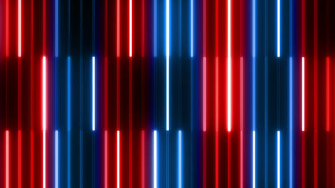 Neon tube W Tbf F S 4 HD CG動画