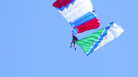 Paraglider Live Action