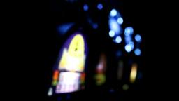 Slot machines videopoker bokeh center Footage