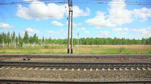 Railway Footage