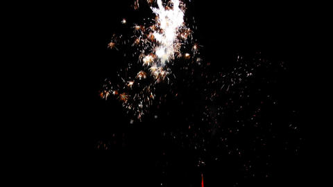 Firework stock footage