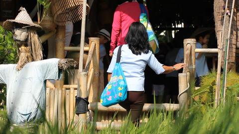 Field Trip Of Kindergarten