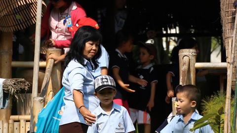 Field Trip Of Kindergarten 0