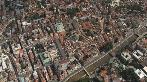Sarajevo Heli carsija 02 Footage