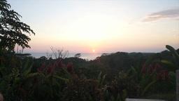 8 X Lovely Caribbean Sunset 1