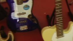 Guitars EDITORIAL 6 Footage