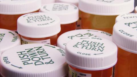 Prescription Bottles Live Action