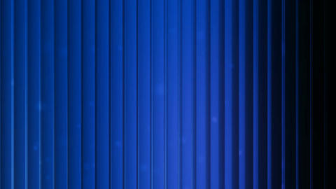 blue lights stick Animation