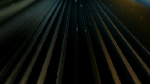shadow dust lights Animation